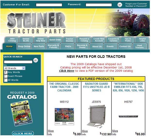 2009 Website Pic