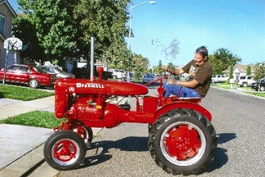 Tractor Stories – 1944 Farmall A