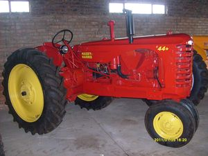 1946 Massey Harris 44K After