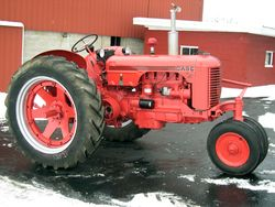 Tractor Stories – 1950 Case DC