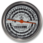 New Diesel Tachometer for AC D17