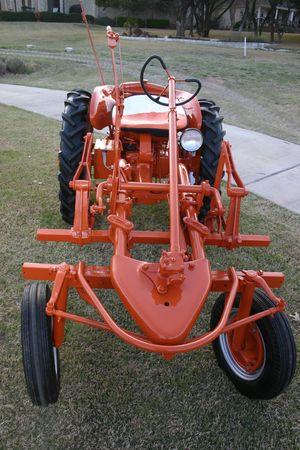 Tractor Stories – Allis Chalmers G