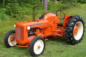 "Tractor Stories – Class of ""50"""