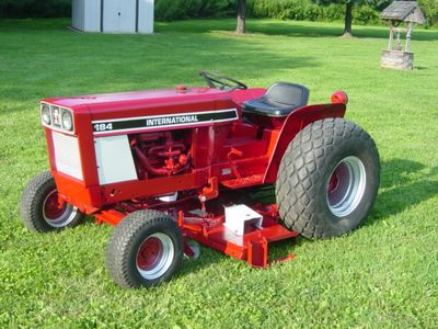Is your tractor a Cub, Cub LoBoy or model 154, 184, 185