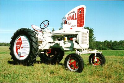 farmall cub demonstrator serial numbers